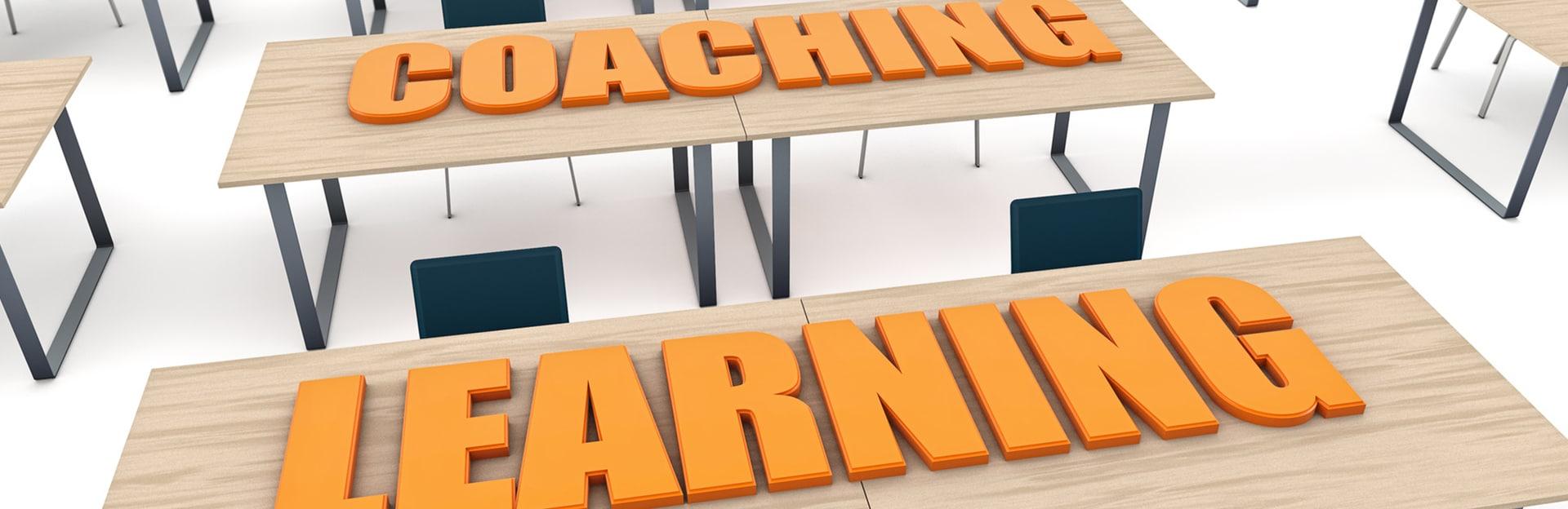 Coaching and Learning Kwelanga banner